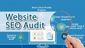 Auditing a Website